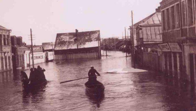 Yanova St flood Keidan