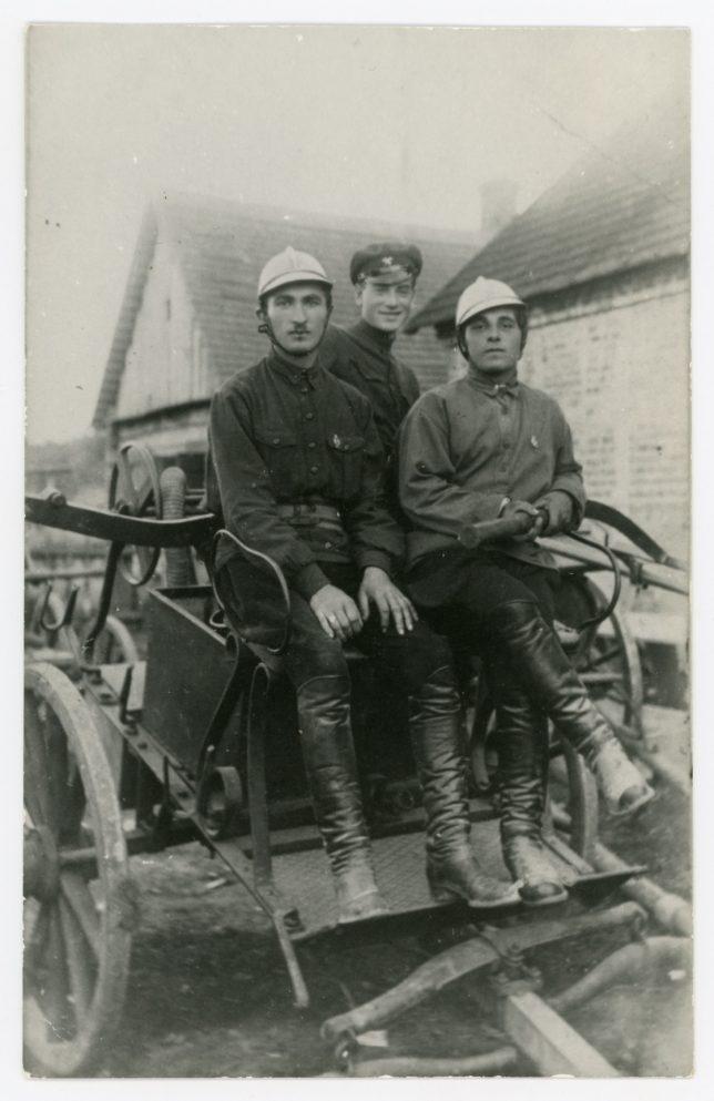Keidan firefighters
